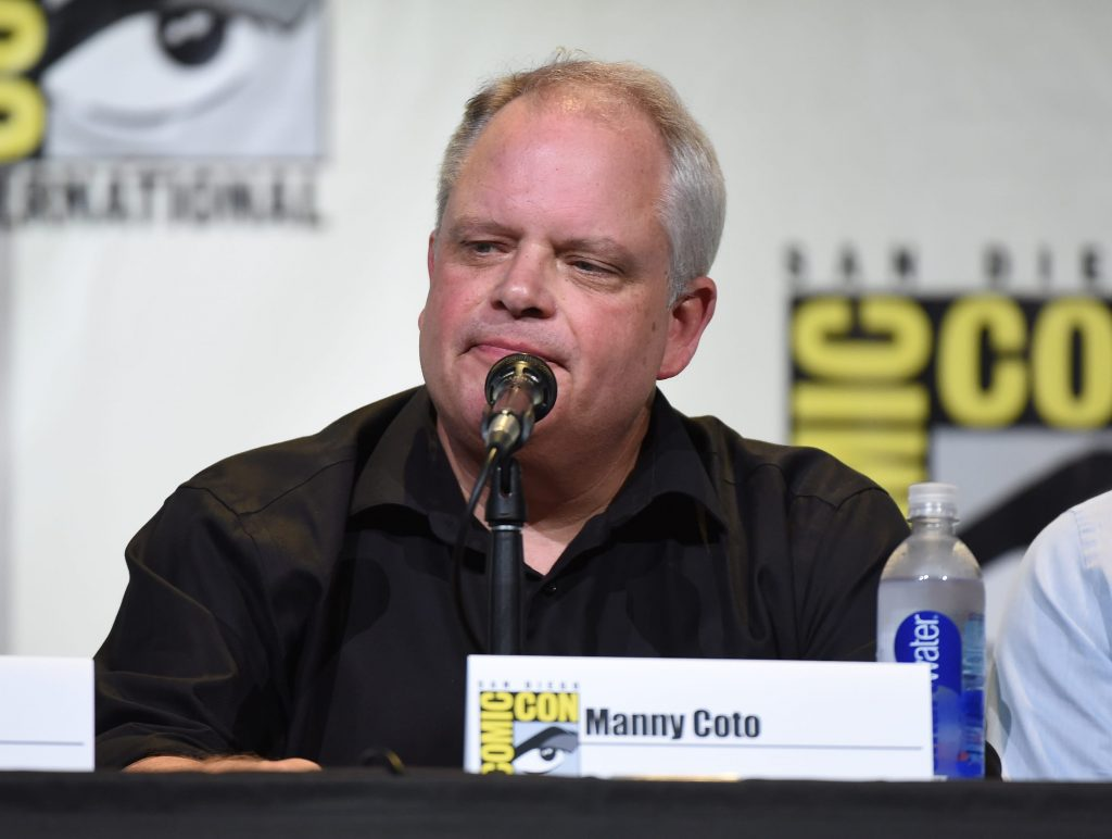 Showrunner Manny Coto at 24: Legacy San Diego Comic-Con 2016 Panel