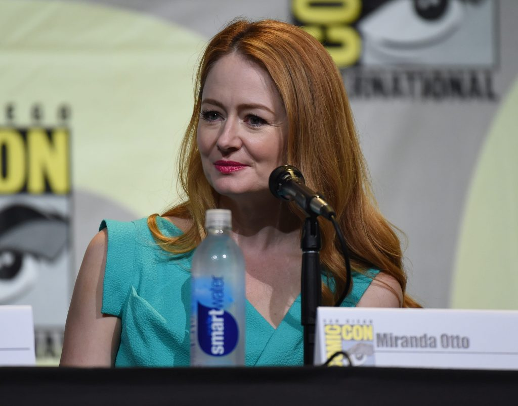 Miranda Otto on 24: Legacy San Diego Comic-Con 2016 Panel