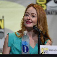 Miranda Otto speaks to fans at 24: Legacy San Diego Comic-Con 2016 Panel