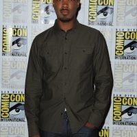 Corey Hawkins, star of 24: Legacy at San-Diego Comic-Con 2016