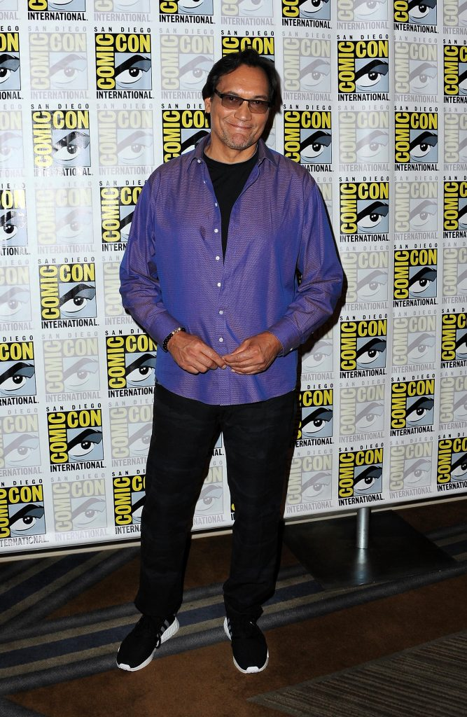 Jimmy Smits of 24: Legacy at San Diego Comic-Con 2016