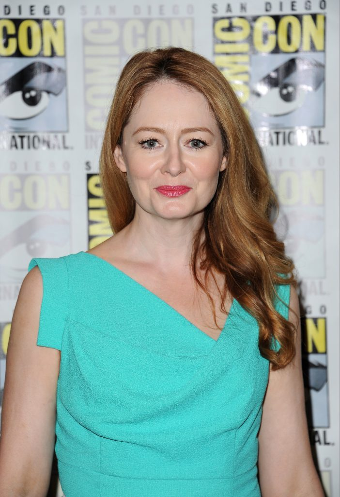 Miranda Otto of 24: Legacy at San Diego Comic-Con 2016