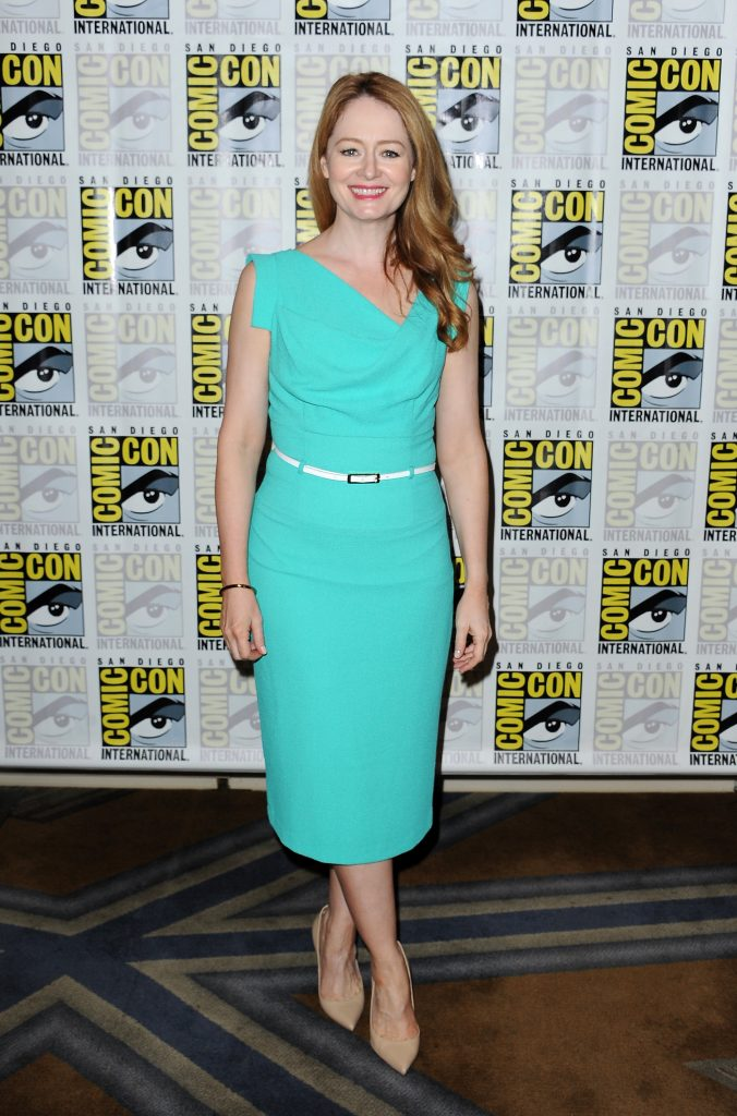 Miranda Otto star of 24: Legacy at San Diego Comic-Con 2016
