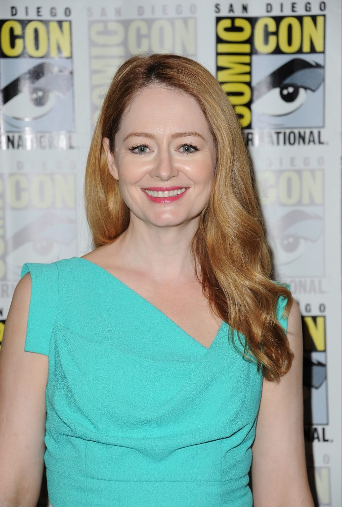 Actress Miranda Otto of 24: Legacy at San Diego Comic-Con 2016