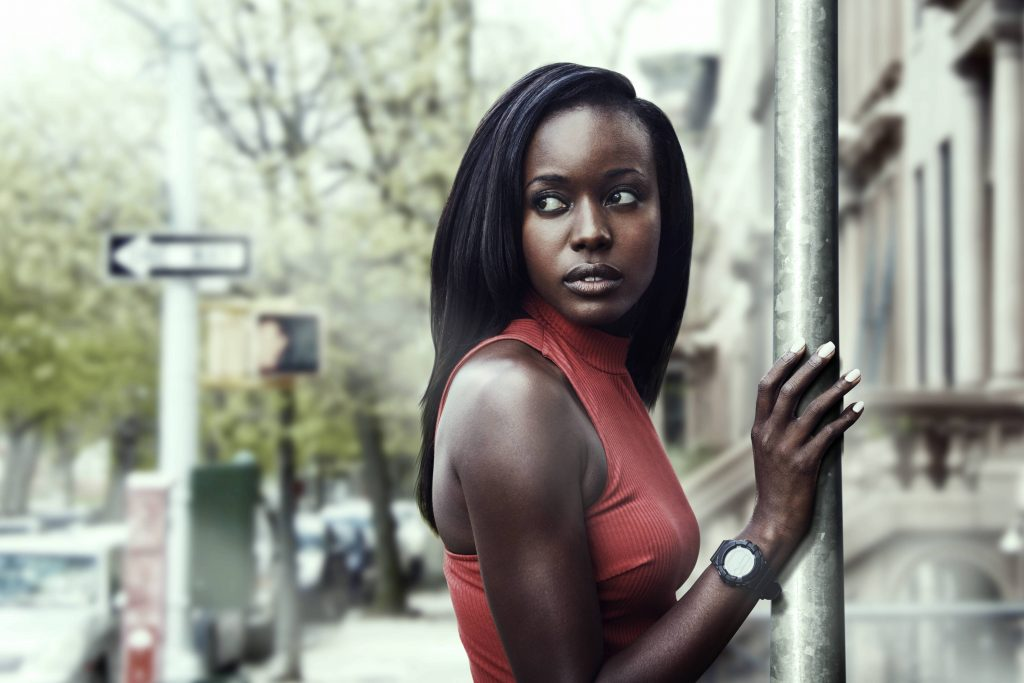 Anna Diop as Nicole Carter in 24: Legacy - Official Cast Photo