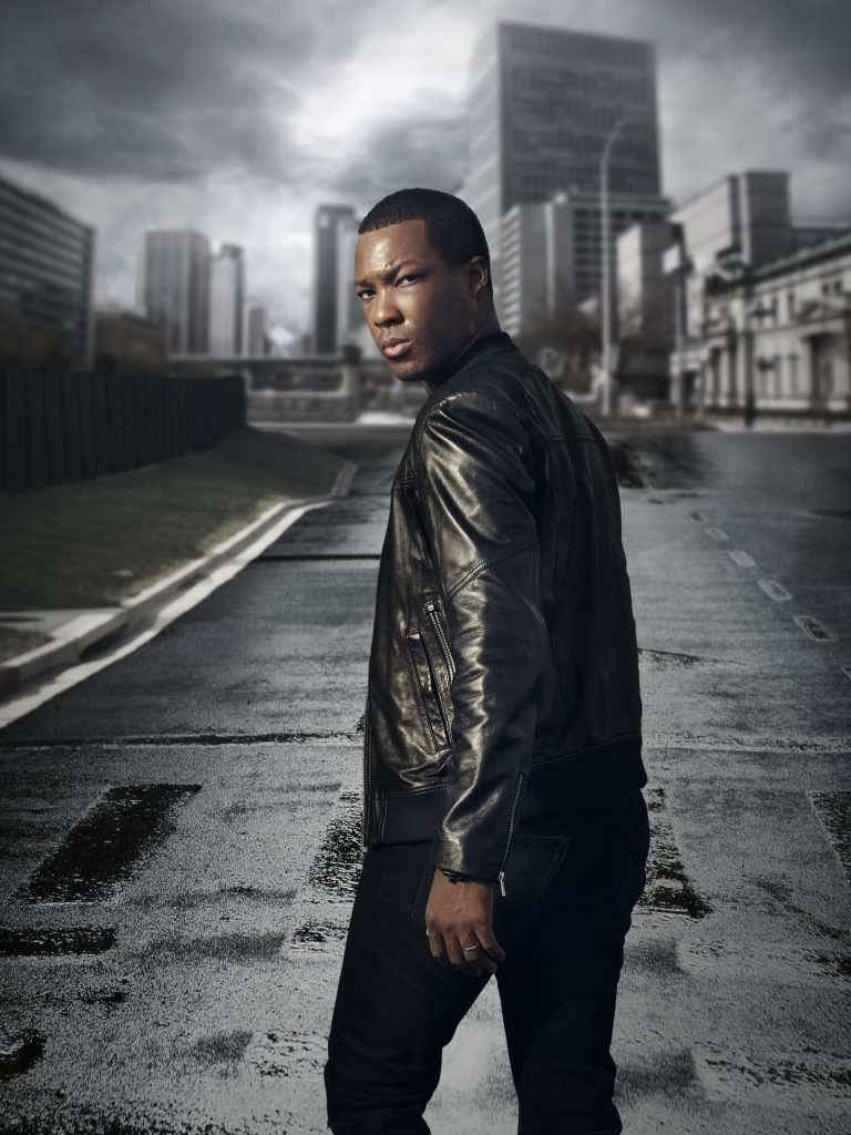 Corey Hawkins as Eric Carter in 24: Legacy - Official Cast Photo