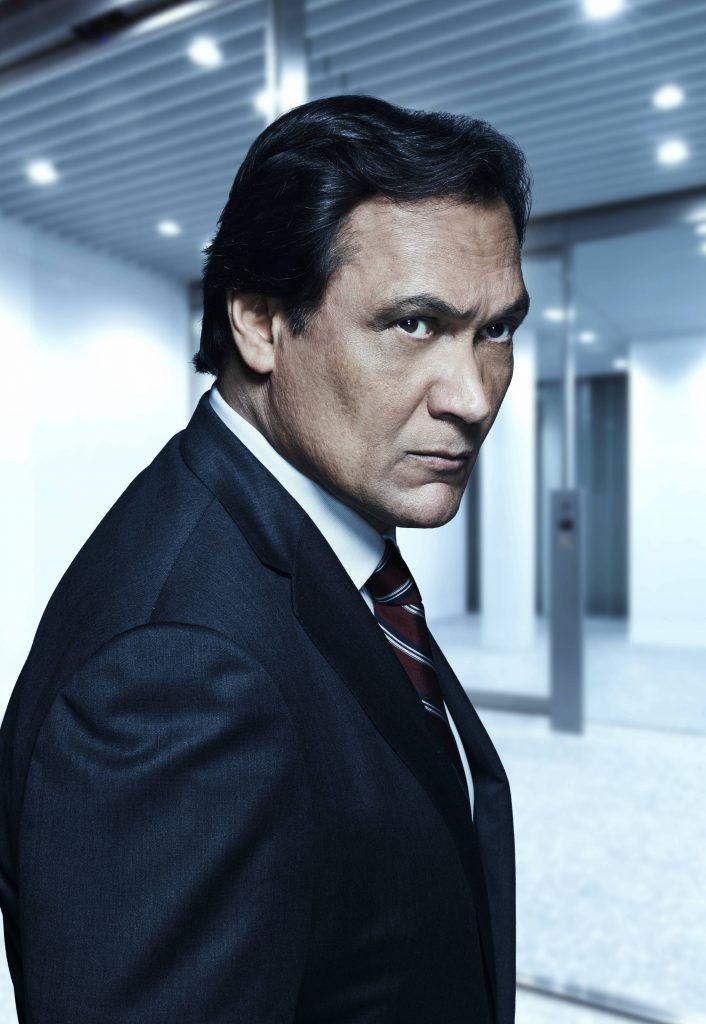 Jimmy Smits as Senator John Donovan in 24: Legacy - Official Cast Photo