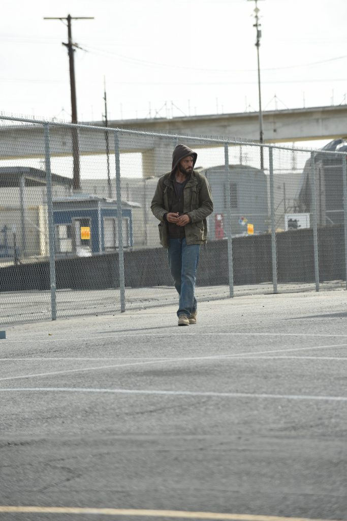 Charlie Hofheimer as Ben Grimes in 24: Legacy Pilot