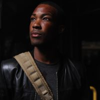 Corey Hawkins as Eric Carter in 24: Legacy Pilot