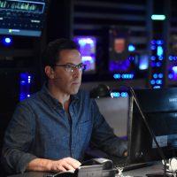 Dan Bucatinsky as CTU analyst Andy in 24: Legacy Pilot