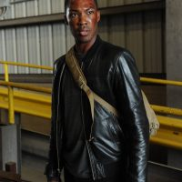 Corey Hawkins as Eric Carter in 24: Legacy Pilot Leather Jacket