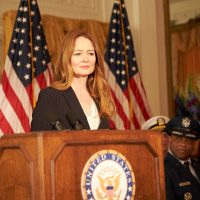 Miranda Otto as Rebecca Ingram in 24: Legacy Pilot
