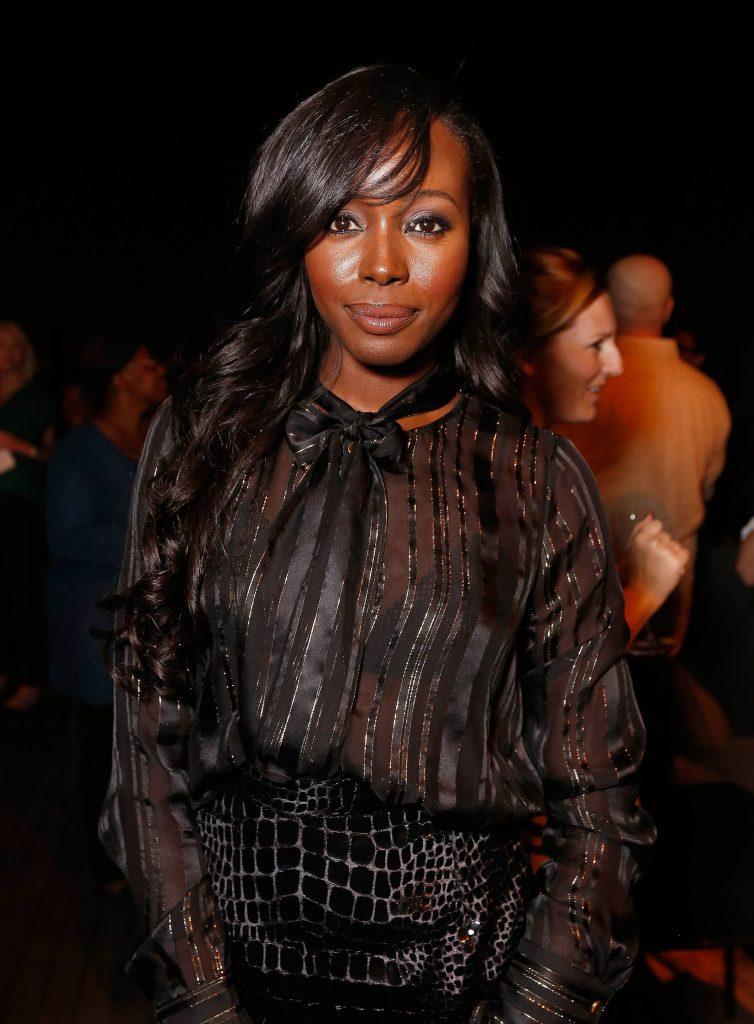 Anna Diop at 24: Legacy Tastemaker Screening Reception in Los Angeles