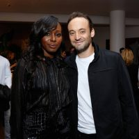Anna Diop and Charlie Hofheimer at 24: Legacy Tastemaker Screening Reception in Los Angeles