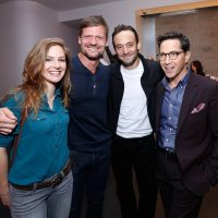 Bailey Chase, Charlie Hofheimer, Dan Bucatinsky at 24: Legacy Tastemaker Screening Reception in Los Angeles