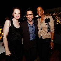 Miranda Otto, Dan Bucatinsky, Aisha Tyler at 24: Legacy Tastemaker Screening Reception in Los Angeles