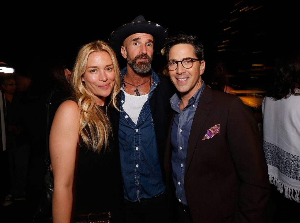 Piper Perabo, Stephen Kay, Dan Bucatinsky at 24: Legacy Tastemaker Screening Reception in Los Angeles