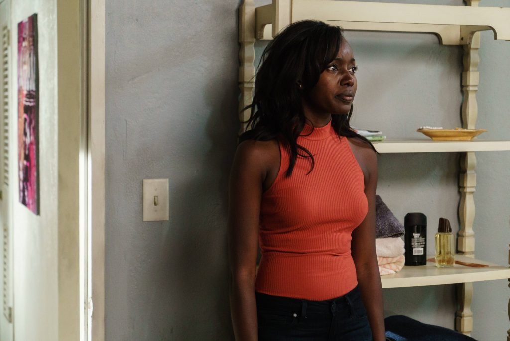 Anna Diop as Nicole Carter in 24: Legacy Episode 2