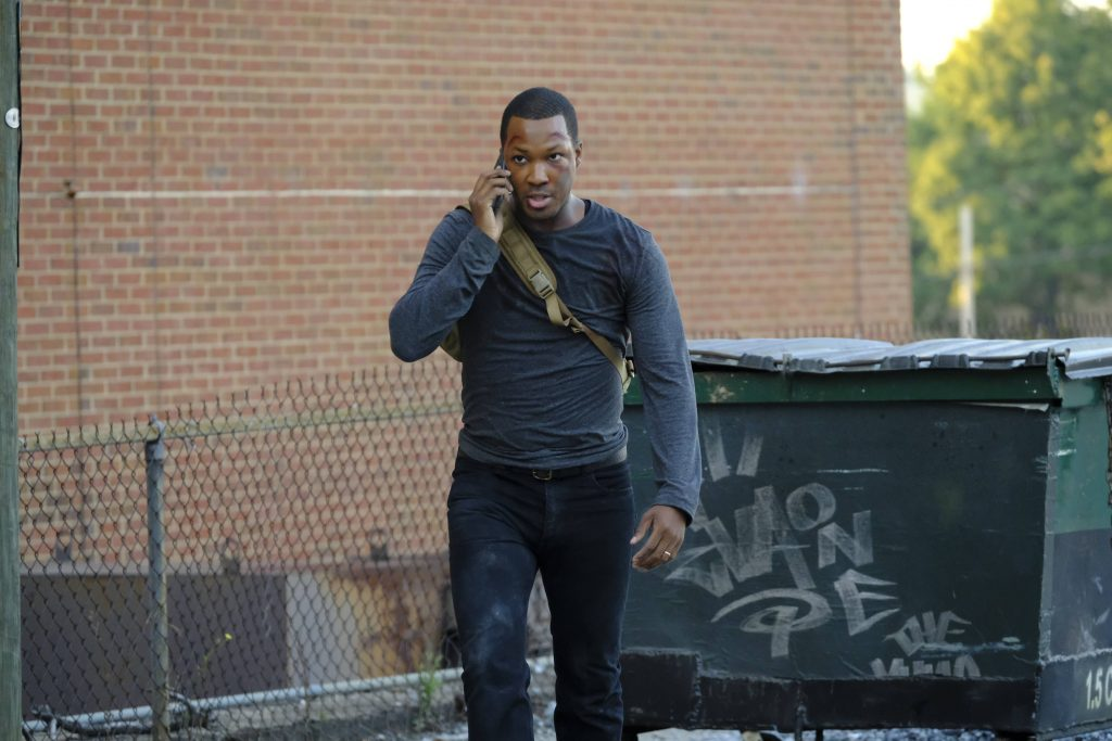 Corey Hawkins as Eric Carter in 24: Legacy Episode 2 - 003