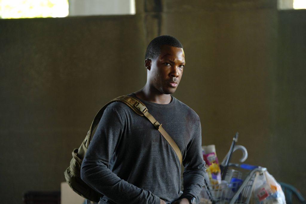 Corey Hawkins as Eric Carter in 24: Legacy Episode 2 - 006