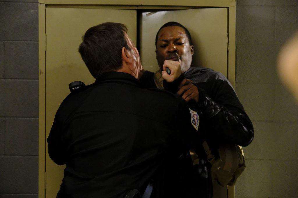 Corey Hawkins as Eric Carter in 24: Legacy Episode 2 - 008