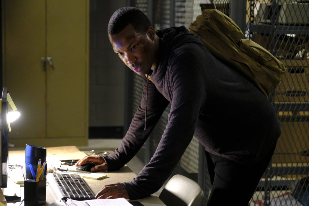 Corey Hawkins as Eric Carter in 24: Legacy Episode 2 - 010