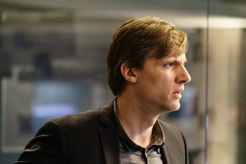 Teddy Sears as CTU Director Keith Mullins in 24: Legacy Episode 2