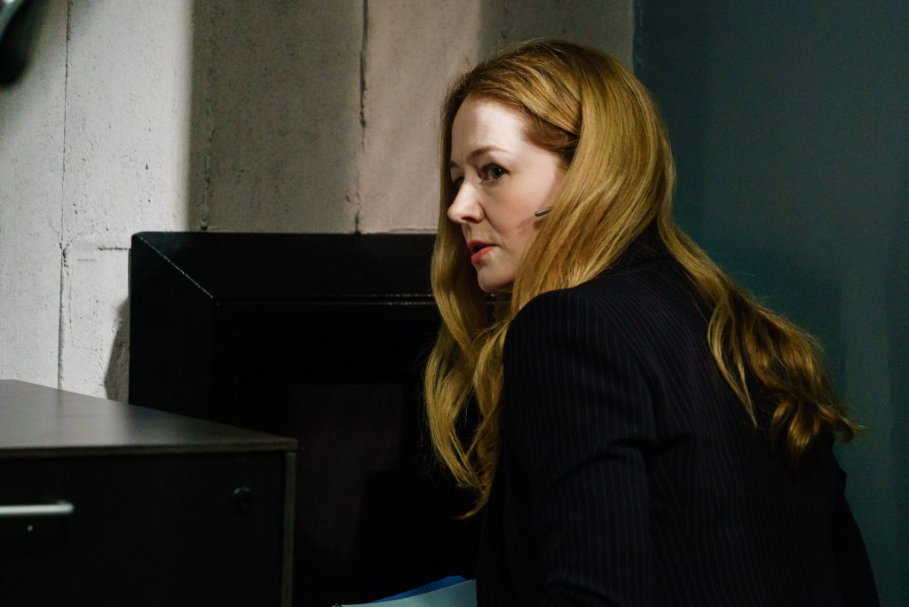 Miranda Otto as Rebecca Ingram in 24: Legacy Episode 2 - 001