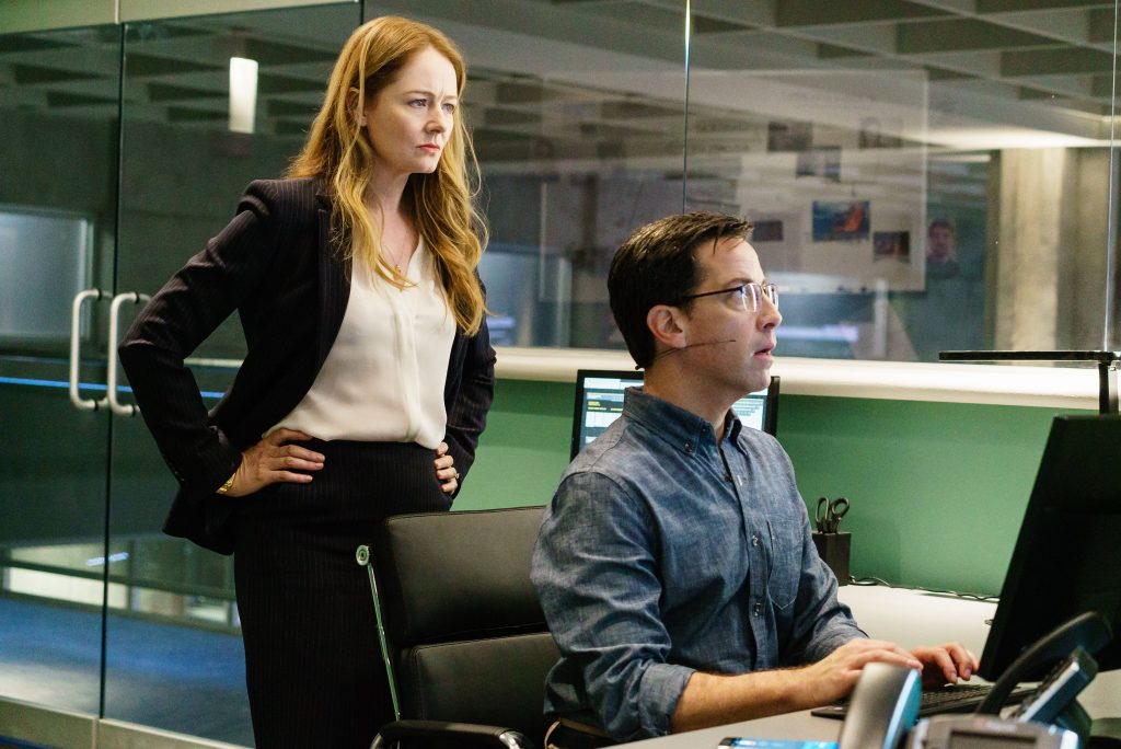 Miranda Otto as Rebecca Ingram in 24: Legacy Episode 2 - 002