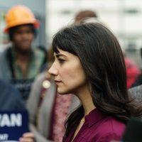 Sheila Vand as Nilaa Mizrani in 24: Legacy Episode 2 - 001