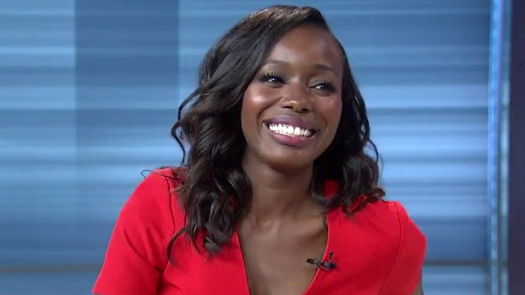 Anna Diop on Good Day Atlanta