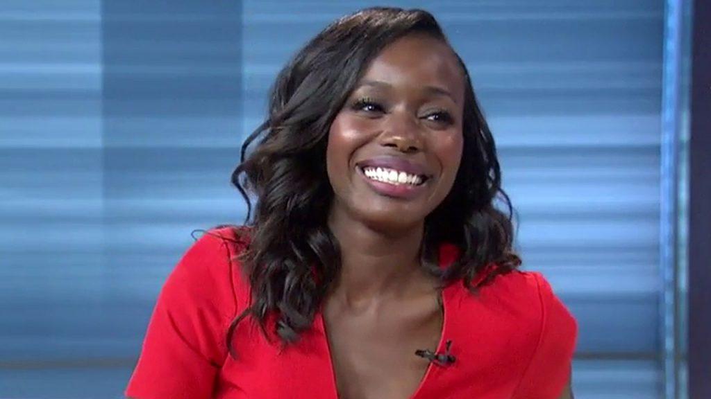 Anna Diop on Good Day Atlanta