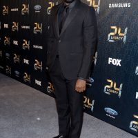 Ashley Thomas at 24: Legacy Red Carpet Premiere Event Screening in New York City