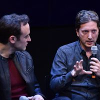 """Charlie Hofheimer, Henry-Alex Rubin at FOX & Samsung """"24: Legacy"""" Screening and Panel Discussion"""