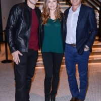 "Charlie Hofheimer, Shannon Lucio and Howard Gordon at FOX & Samsung ""24: Legacy"" Screening and Panel Discussion"