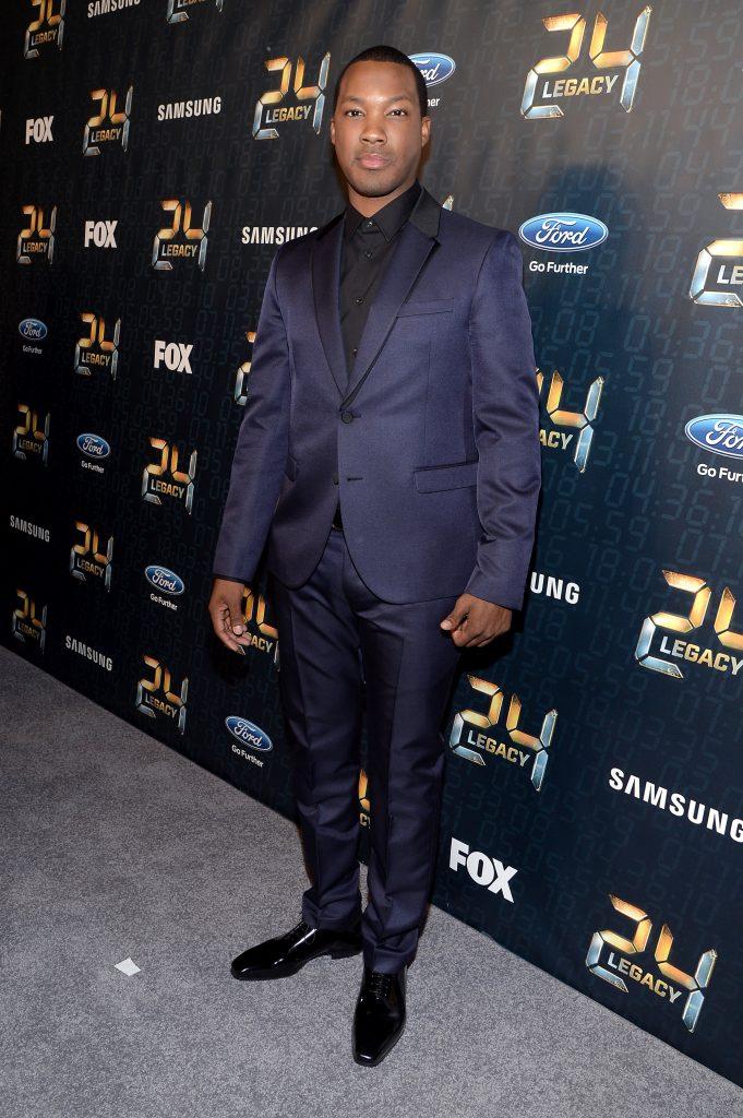 Corey Hawkins at 24: Legacy Screening in New York City