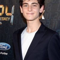 David Mazouz at 24: Legacy Screening in New York City