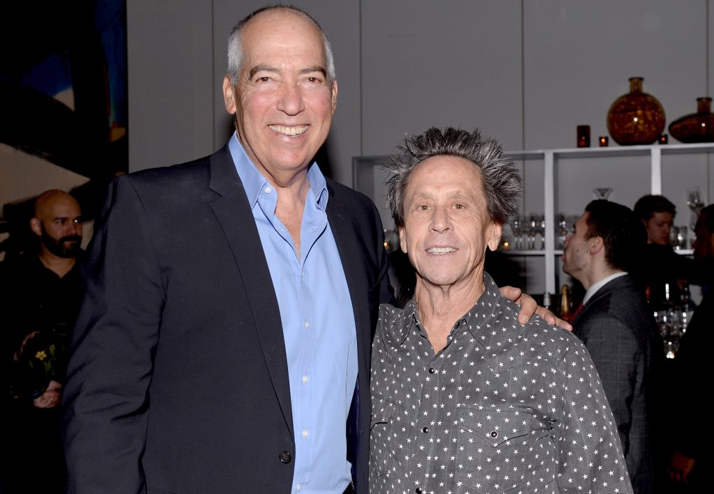 Gary Newman and brian Grazer at 24: Legacy Premiere Event in NYC