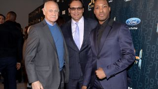 Gerald McRaney, Jimmy Smits, Corey Hawkins at 24: Legacy Premiere Screening in NYC