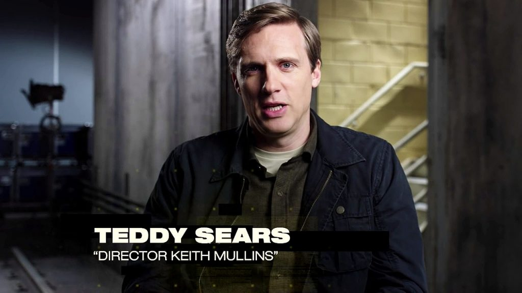 Keith Mullins Teddy Sears 24 Legacy Character Spotlight