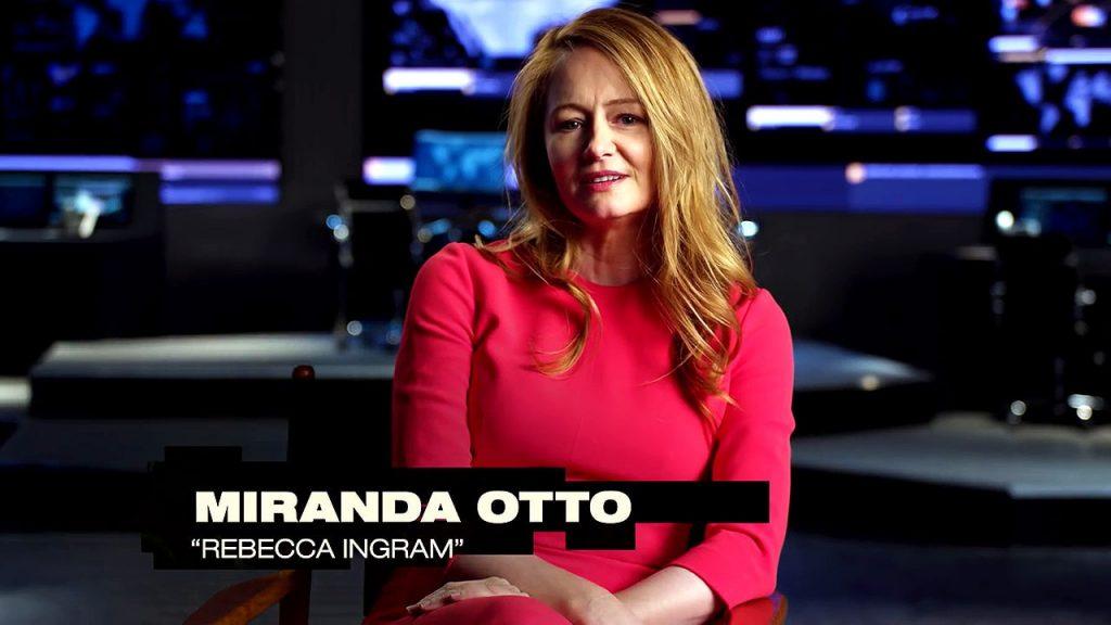 Rebecca Ingram (Miranda Otto) Character Spotlight - 24: Legacy