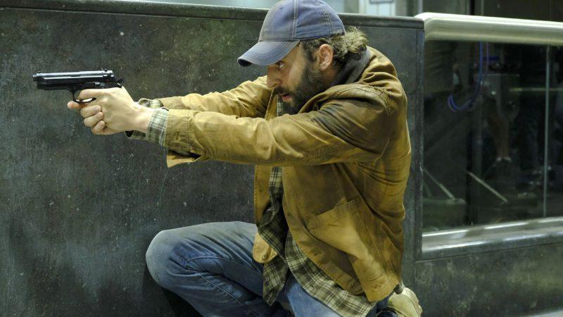 Ben Grimes (Charlie Hofheimer) shootout in 24: Legacy Episode 3