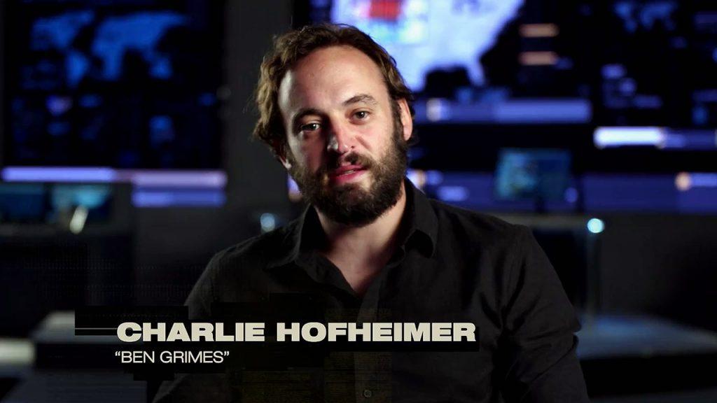Ben Grimes 24 Legacy Character Spotlight - Charlie Hofheimer