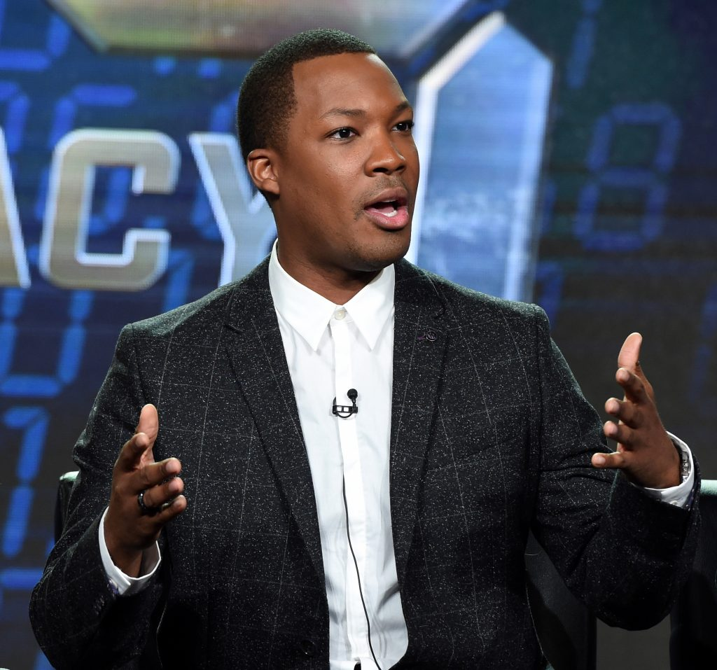 Corey Hawkins at 24: Legacy Panel during FOX Winter TCA 2017