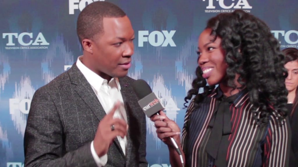 Corey Hawkins Eurweb interview