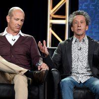 Howard Gordon and Brian Grazer at 24: Legacy Panel, FOX Winter TCA 2017