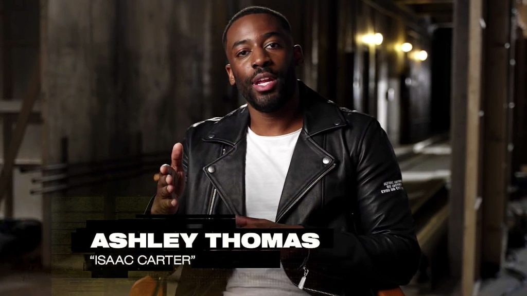 Isaac Carter Character Spotlight Ashley Thomas 24 Legacy