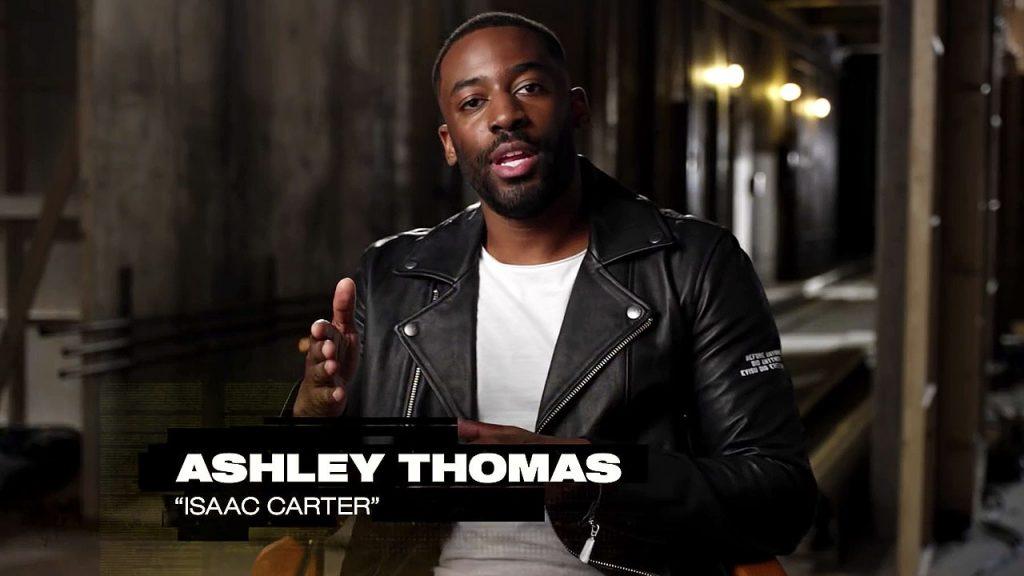 Isaac Carter Character Spotlight Ashley Thomas 24 Legacy