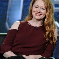 Miranda Otto at 24: Legacy Panel during FOX Winter TCA 2017