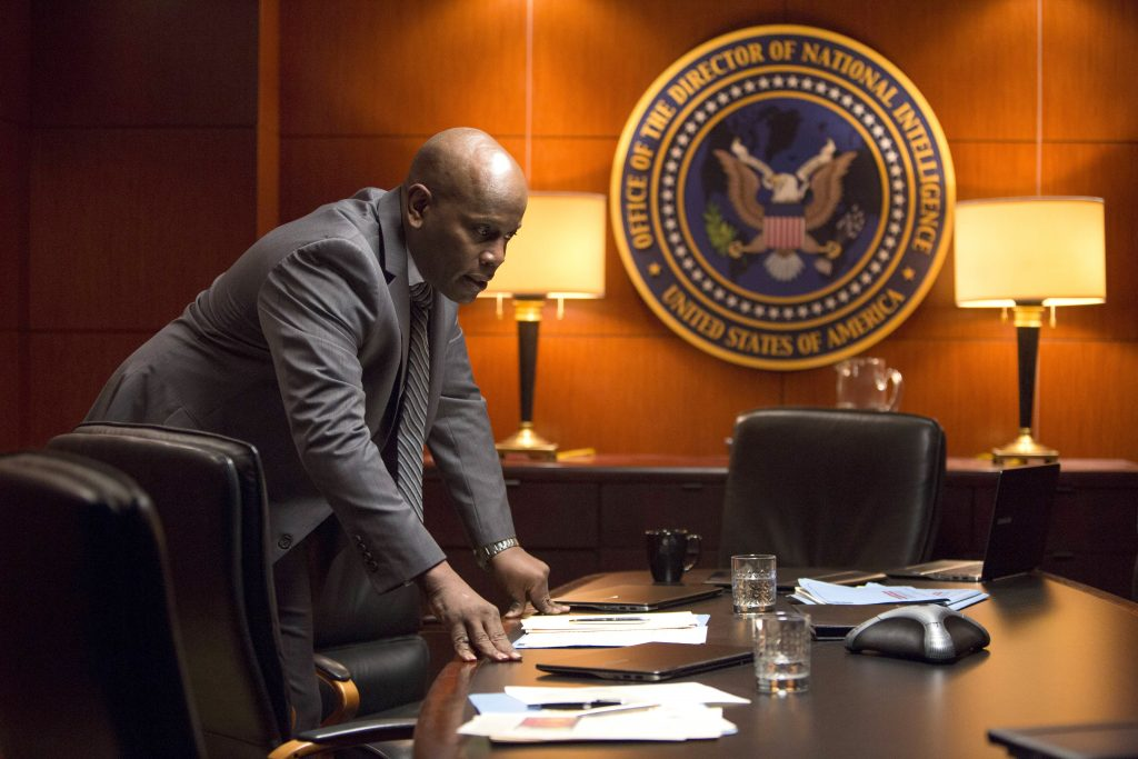 James Moses Black as Donald Simms in 24: Legacy Episode 10